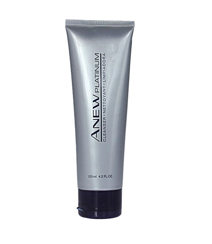 Avon Anew Platinum Cleanser- 125ml