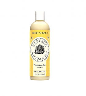 Burt's Bee Baby Bee Shampoo & Wash - 350ml