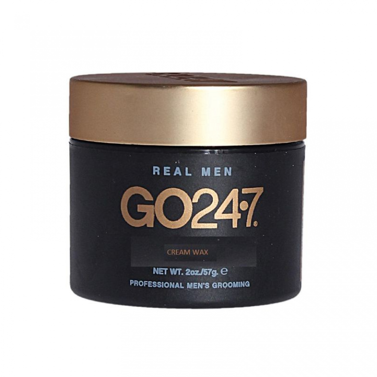 GO24.7 Real Men Cream Wax