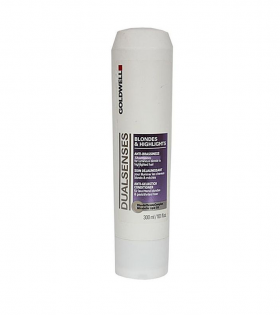 Goldwell Dual Senses Blondes & Highlights Anti-Brassiness Shampoo