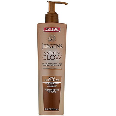 Jergens Natural Glow Daily Moisturizer- Medium To Tan