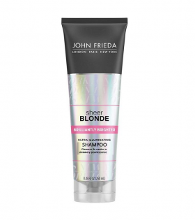 John frieda Sheer Blonde Ultra Illuminating Shampoo - 245ml