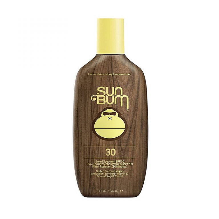 Sun Bum Moisturizing Sunscreen Lotion – Broad Spectrum SPF 30