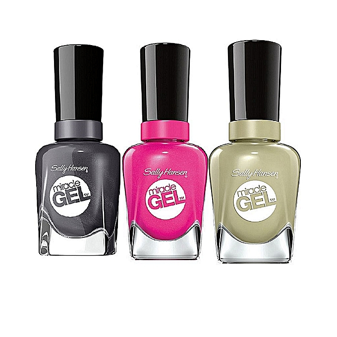 Queen Gel Nail Polish: Sally Hansen Miracle Gel Nail Color