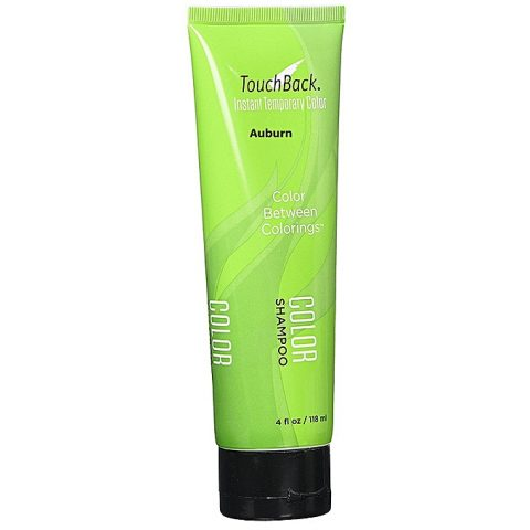 Touchback Instant Temporary Color Shampoo – Auburn